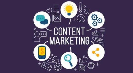 pengertian content marketing